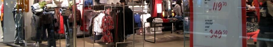 H&M Entrance