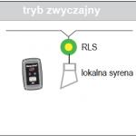 Merya - Standardowy tryb alarmu taga RLH